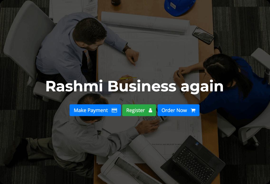 Business again