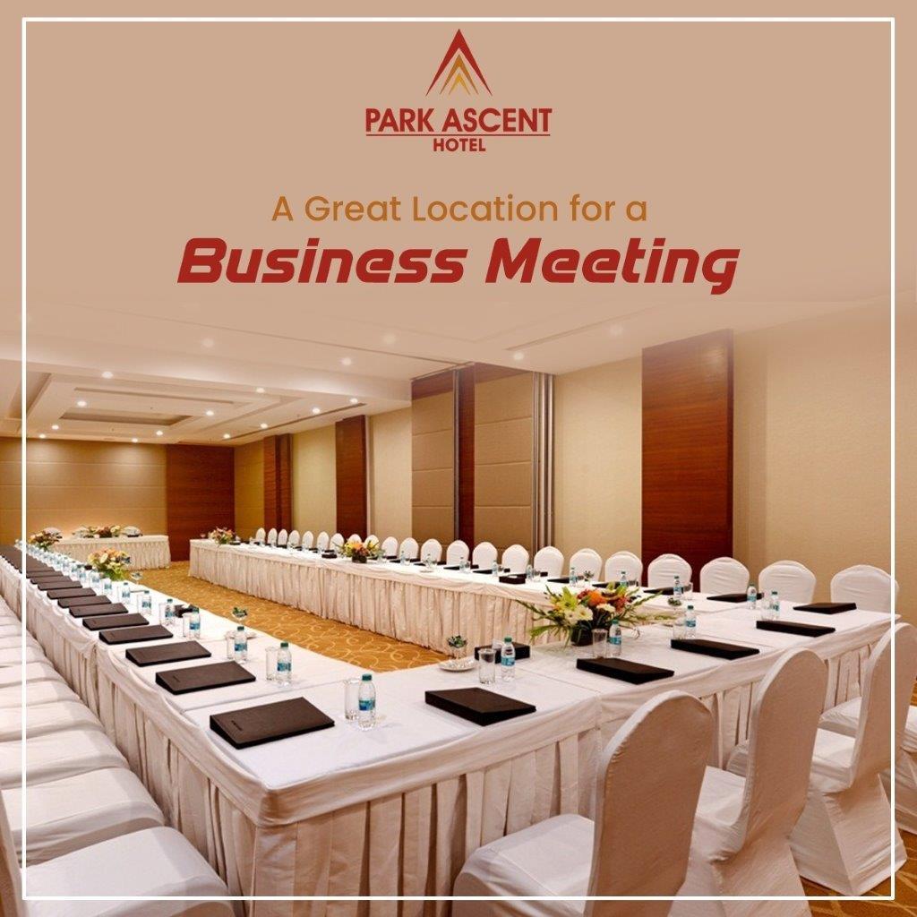 Busines meeting room